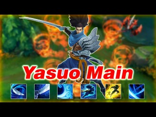 Yasuo Main - Best Pro Outplays Compilation | League of Legends