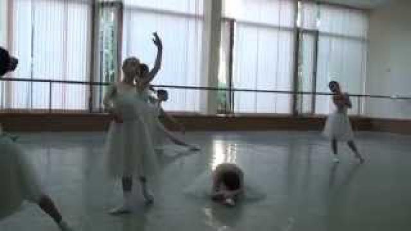 Подготовительный класс Вихревой Н.А. (МГАХ-2014) - ИМПРОВИЗАЦИЯ