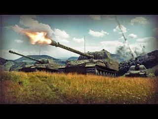 Истории танкистов - Переезжай арта