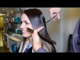 Haircut transformation - Hair Cut Extreme Makeover - Long Hair Cut (Model Extreme Haircut Makeover)