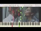 Туманы - Макс Барских (Ноты и Видеоурок для фортепиано) (piano cover)