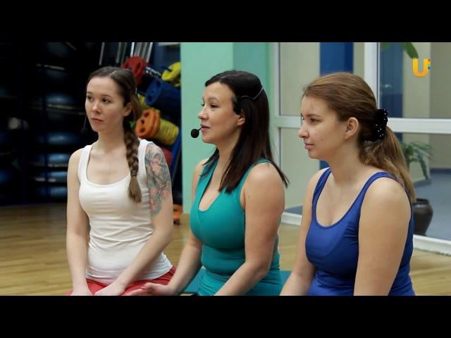 Заряд бодрости 40. Дыхательная гимнастика Оксисайз. Комплекс №3, позы лежа