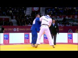 GS Baku 2017, 90 kg, fight for the bronze, Quedjau Nhabali(UKR)-Abdulhagg Rasuluu(AZE) vk.comdzigoro_kano