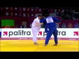 GS Baku 2017, 90 kg, 14 finals, Islam Bozbayev(KAZ)-Noel Van T End(NED) vk.comdzigoro_kano