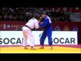 GS Baku 2017, 73 kg, bronze medal contest, Miklos Ungvari(HUN)-Hidayat Heydarov(AZE) vk.comdzigoro_kano