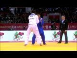 GS Baku 2017, 81 kg, fight for the bronze, Ivaylo Ivanov(BUL)-Uuganbatar  Otgonbaatar(MGL) vk.comdzigoro_kano