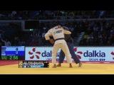 GP Dusseldorf 2017, fight for the bronze, Khan-Magomedov(RUS)-Shmailov(ISR) vk.comdzigoro_kano