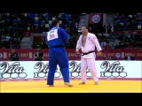 GS Baku 2017, +100 kg, bronze medal contest, Ushangi Kokauri(AZE)-Onise Bughadze(GEO) vk.comdzigoro_kano