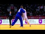 GS Baku 2017, 100 kg, fight for the bronze, Peter Paltchik(ISR)-Miklos Cirjenics(HUN) vk.comdzigoro_kano