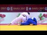 GS Baku 2017, 100 kg, final, Elmar Gasimov(AZE)-Michael Korrel(NED) vk.comdzigoro_kano