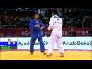 GS Baku 2017, 66 kg, Final, Tal Flicker(ISR)-Tomofumi Takajo(JPN) dzigoro_kano