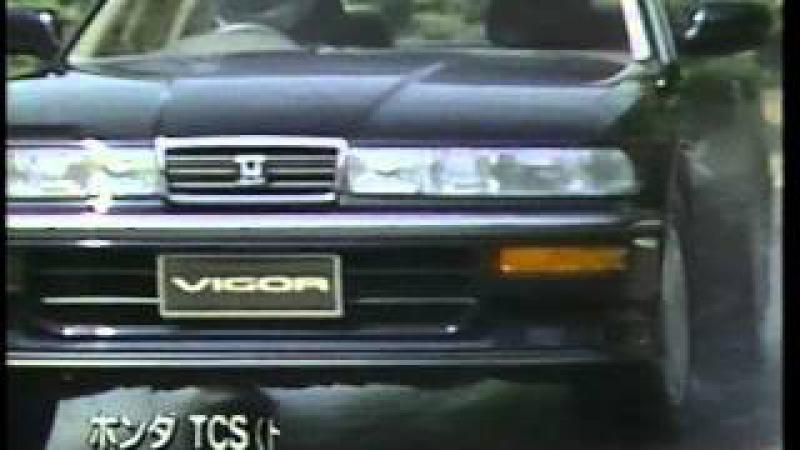 ホンダ・ビガー(3代目)プロモーションビデオ 1989.10