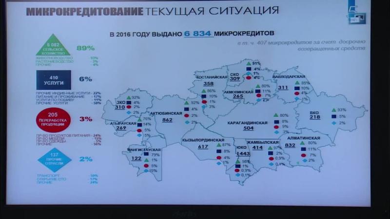 Тамара Дуйсенова о выдаче микрокредитов для самозанятых граждан в рамках ДКЗ-2020