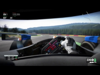 Project cars Indy.Spa