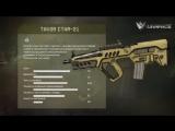 Warface Обзор Tavor CTAR-21