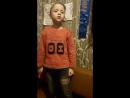 мой юный певец)