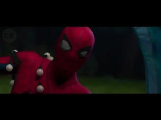 Человек - паук: Возвращение домой Тизер-трейлер (RUS) Night Fox Studio