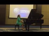 Роберт Шуман Арабески ор.18 До-мажор Robert Schumann Arabeske  op.18 C-dur