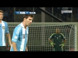 Lionel Messi - Free Kick Specialist