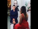 Выставка «Dior, the Art of Color», Дубай (12.04.17)