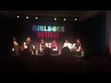 Charlize Theron, Kay Cannon, Britt Robertson, Sophia Amoruso y Christian Ditter hablan de #GirlBoss, una de las nuevas apuestas