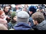 Разгон гей-парада в Воронеже.