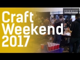 Craft Weekend 2017