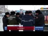В Усть-Каменогорске рухнул мост spletni_uka