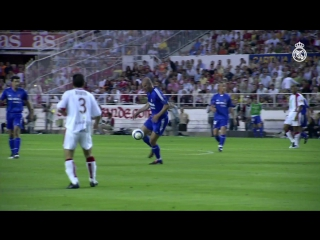 Do you remember this WONDER GOAL by Zidane against Sevilla؟