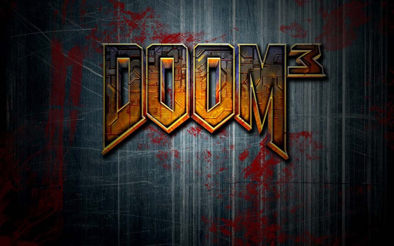 Doom 3 с Абрамычем!