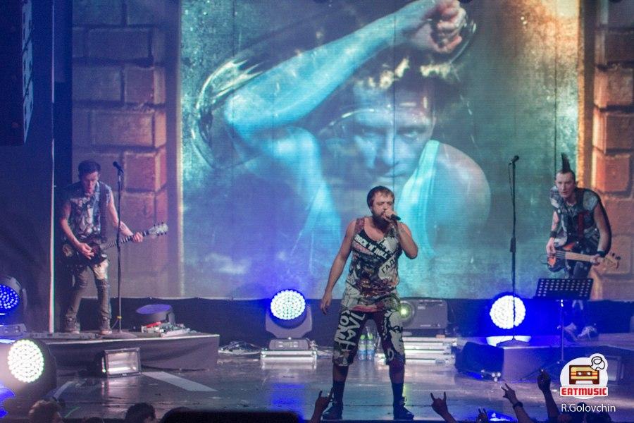 концерт группы План Ломоносова в Москве фотограф Роман Головчин
