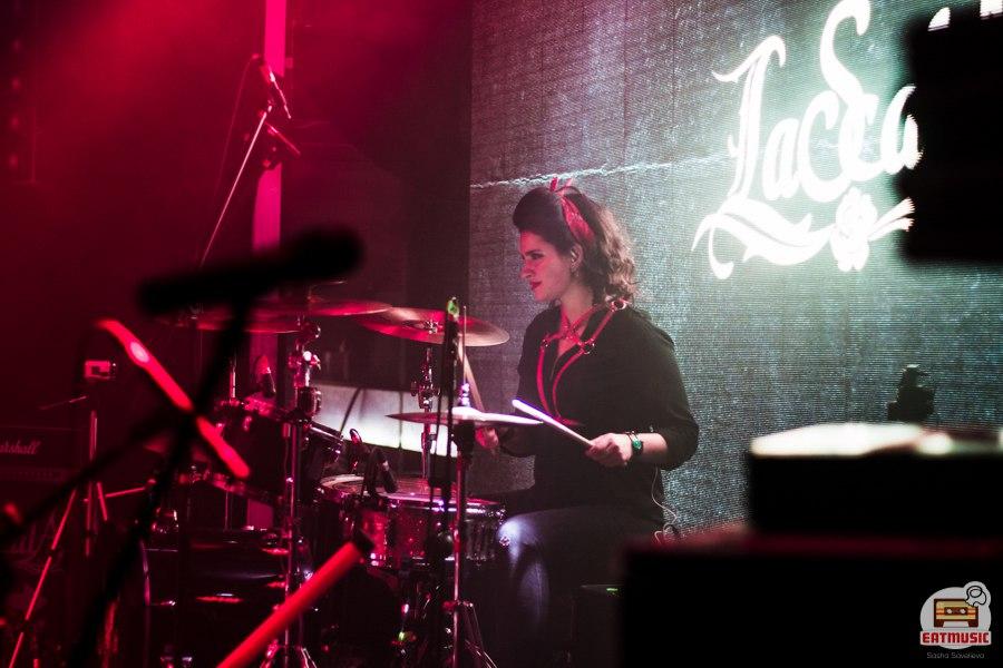 зимний концерт группы LaScala в клубе Stereo Hall