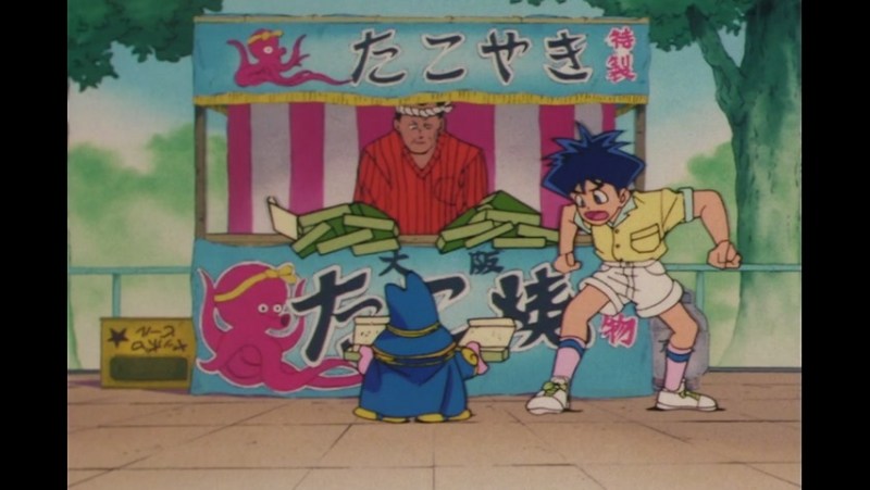 Magical Taruruuto kun EP 03 Оригинальная Дорожка
