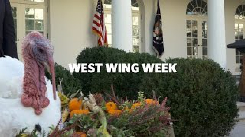 West Wing Week 11 25 16 or Tater Tot