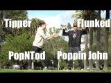 POPPIN JOHN &amp POPNTOD TIPPER FLUNKED