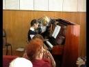 Мастер - класс по фортепиано в Спас-Клепиках Т.Г. Смирновой