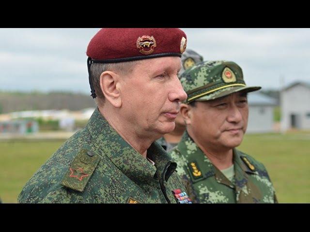 Главнокомандующий Росгвардии Виктор Золотов поздравил своих коллег с профессиональным праздником