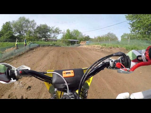 Track in Chernivtsi - crew Vratny-Viton