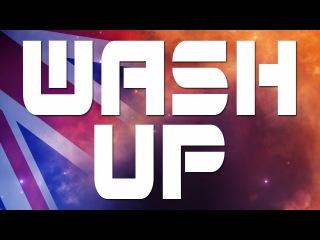 Фразовый глагол wash up перевод, примеры предложений. Фразовые глаголы английского языка Урок 19