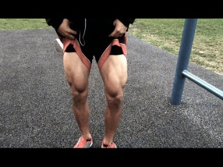 (Repost) The First Real Calisthenic Leg Workout (Street Workout Style)