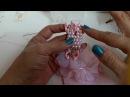 Tentando fazer um vestido de pérolas e vuol
