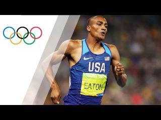 Ashton Eaton: My Rio Highlights