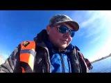 Ветерок 8Э, Ривьера 360СК Компакт, обкатка комплектра к рыболовному сезону 2017