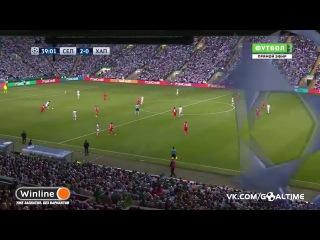 Селтик - Хапоэль Беэр-Шева 2:0. Гриффитс