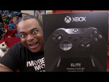 Xbox One Elite Controller UNBOXING & Halo 5: Guardians DEMONSTRATION!