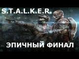 S.T.A.L.K.E.R. Тень Чернобыля Эпичный ФИНАЛ  Боров в ДОМ 2 ( большая семья)