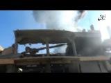 Video Terkini -- Kehancuran yang diakibatkan oleh bombardir pesawat Amerika