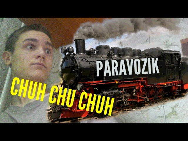 PARAVOZIK CHUH CHU CHUH [Official Music Video]
