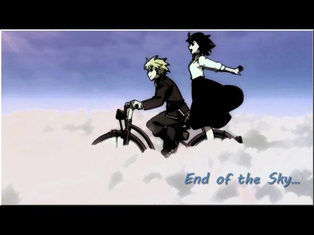 Toaru Hikuushi e no Koiuta [AMV] End of the Sky