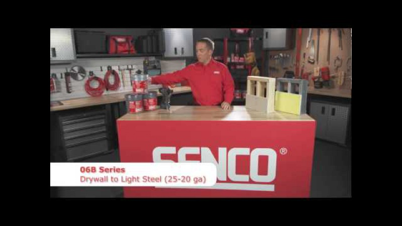 SENCO Duraspin II Drywall Applications